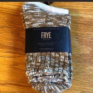 Frye Shortie Boot Socks, NWT